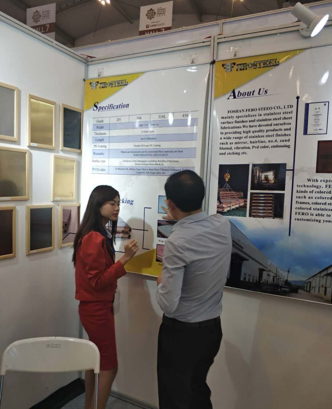 Exhibition Held in BSD City Indonesia